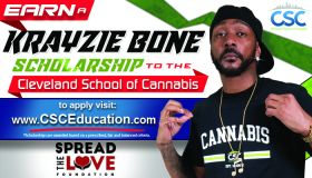 Cleveland School of Cannabis Krayzie Bone Scholarship