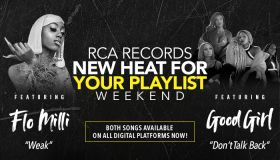 Reach: RCA_New Heat For Your Playlist Weekend - Good Girl and Flo Milli_August 2020