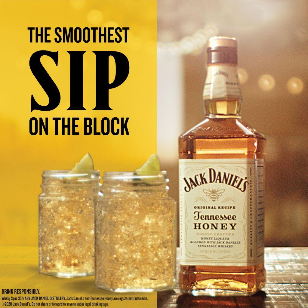 Jack Daniels Honey and Ginger Beer