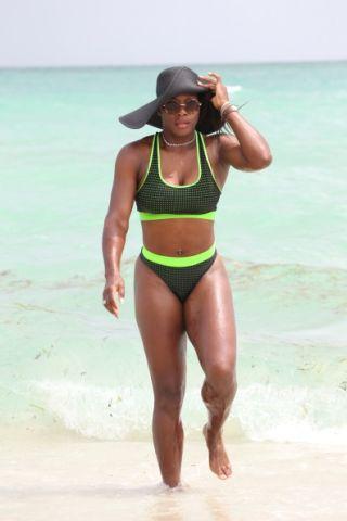 Miami Celebrity Sightings - September 13, 2014
