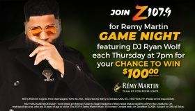 Remy Martin Game Night Oct-Dec '20