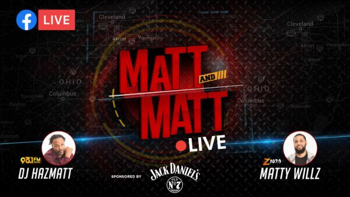 Matt n Matt LIVE with Jack logo