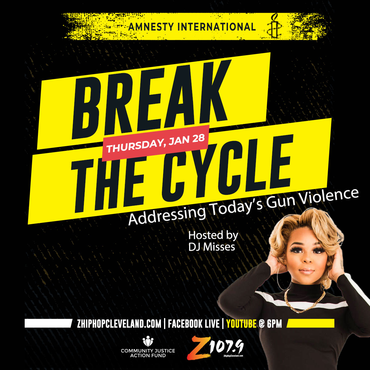 Break The Cycle: Addressing Today's Gun Violence
