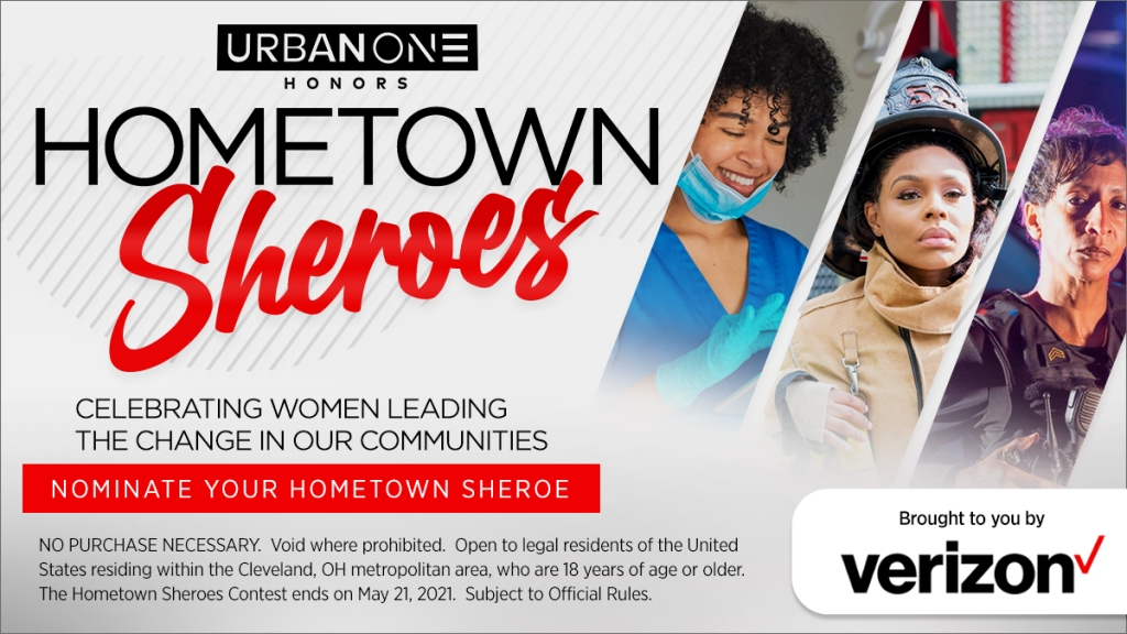 Cleveland Nominate Your Hometown Shero As We're Celebrating Women Leading Change In Our Communities!