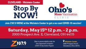 Ohio Department of Health Vaccine Pop Up WENZ