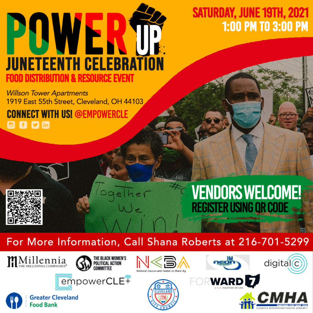 EmpowerCLE Juneteenth Event