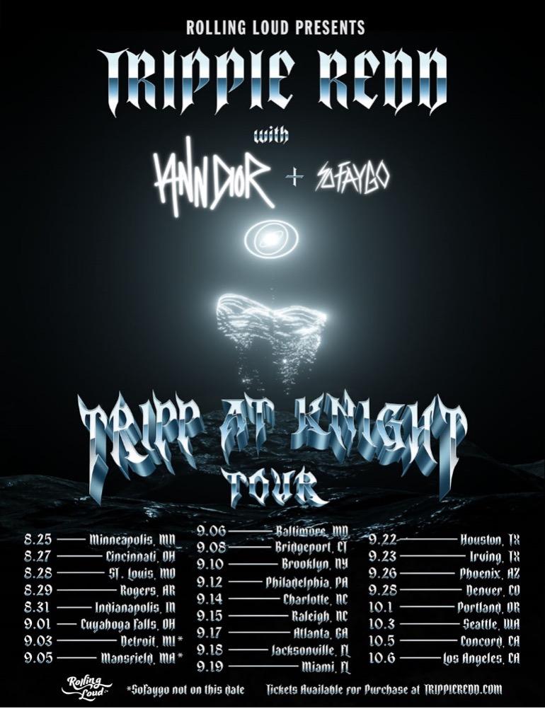 Trippie Redd Tour Dates