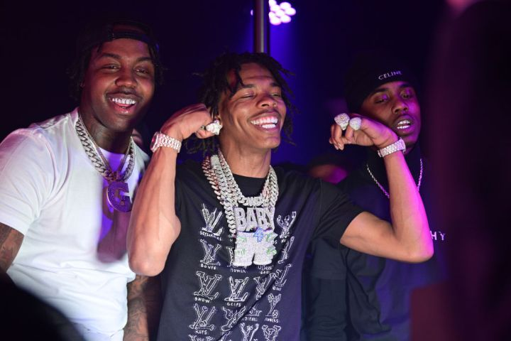Docs Birthday Event Hosted By Lil Baby
