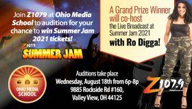 Ohio Media School Summer Jam 2021 Auditions