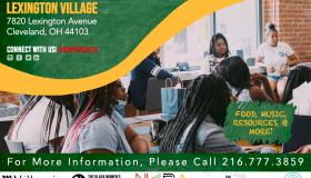 Lexington Village Back-to-School Power Up Event