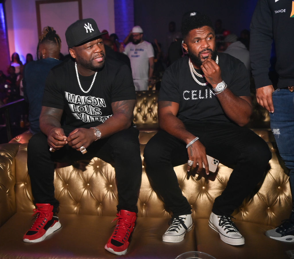 BMF Series Premiere Party Hosted By 50cent