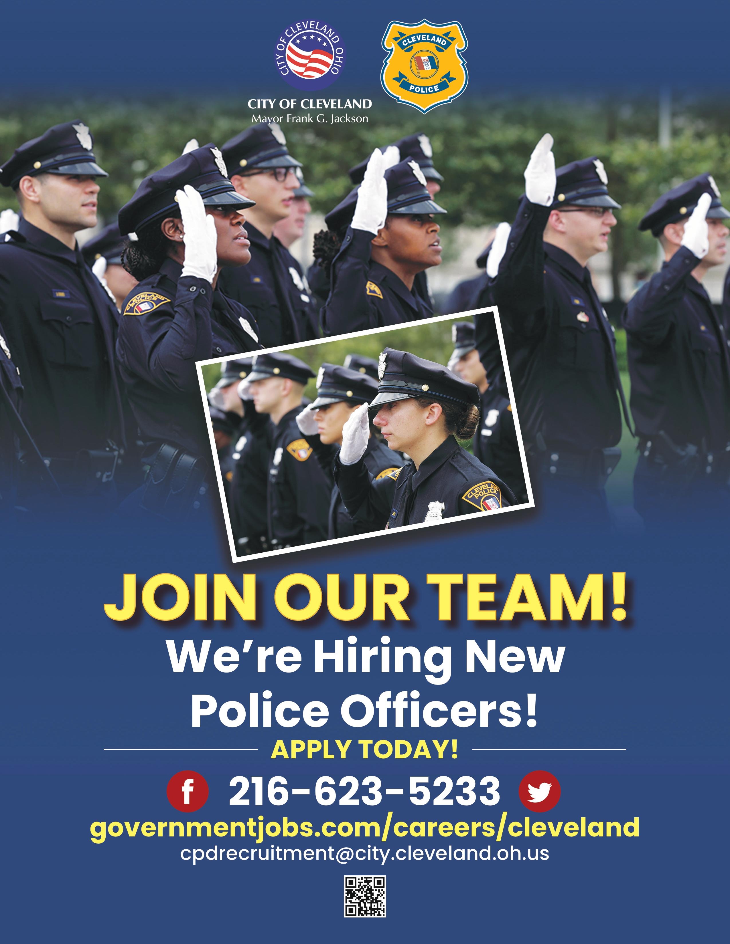 Dept. of Public Safety Police Recruitment 2021