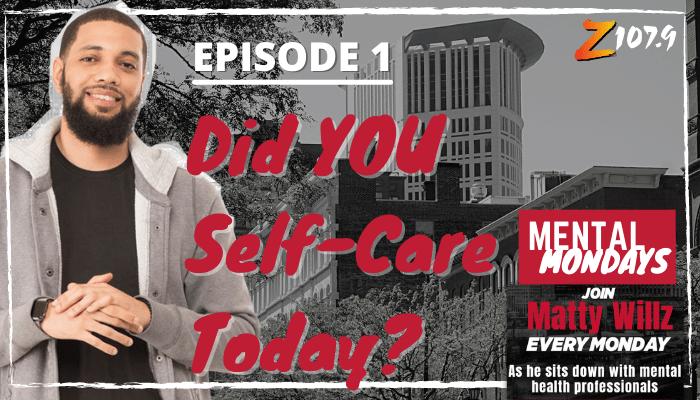 Mental Mondays: Self Care