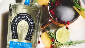Tequila Herradura Pomegranate Mule