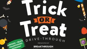 Breakthrough Schools Trick or Treat Drive Thru